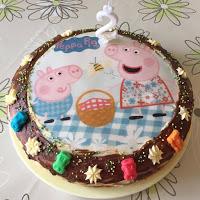 Fényképes torta készítése otthon